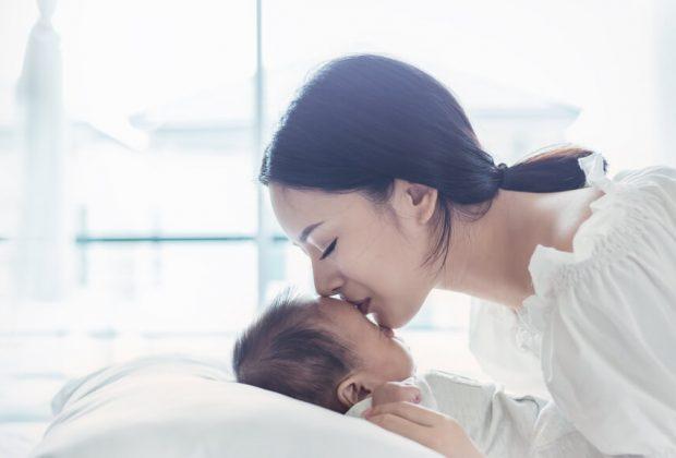 suchość pochwy po porodzie