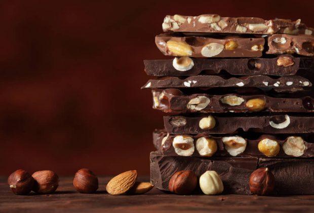 zdrowa czekolada